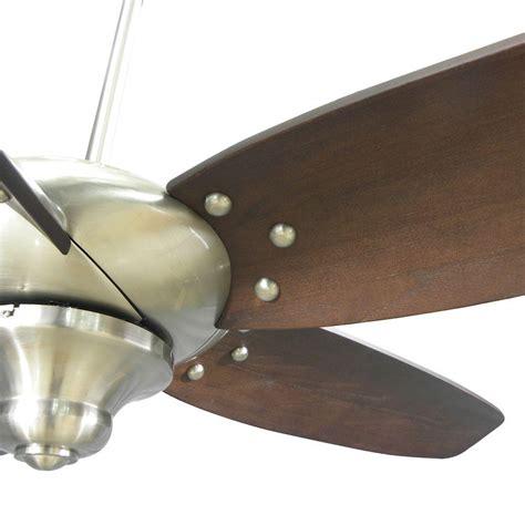 Altura 68 Inch Ceiling Fan Light Kit by Hton Bay 68156 Altura 68 In Indoor Brushed Nickel
