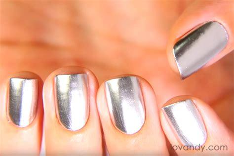 How To Make Chrome Nails