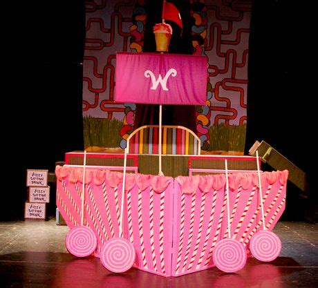 Boat Song Willy Wonka by 13 Best Willy Wonka Stage Designs Images On