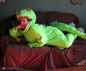 Reptar Homemade Halloween Costume