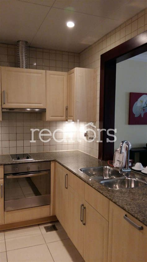 fully furnished br apartment  rent  porto arabia
