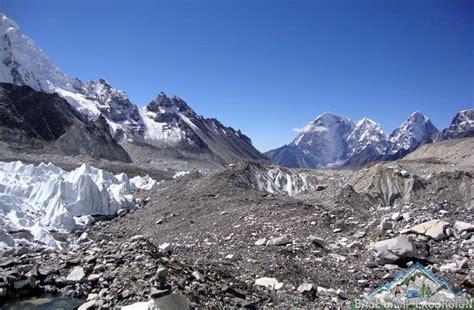 Gorak Shep To Everest Base Camp Distance, Map, Weather