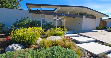 Vintage Style Southern California Home by Another Southern California Eichler For The Home In 2019
