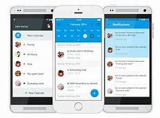 Free Samsung calendar app Dayhaps