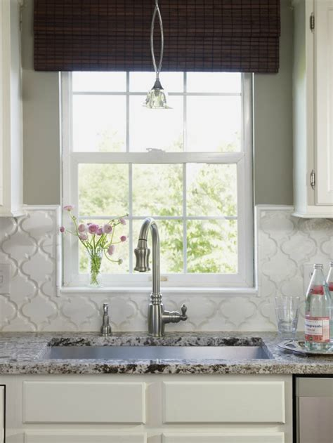 arabesque tile backsplash kitchen backsplash tile how high to go driven by decor
