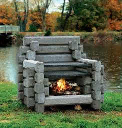Outdoor Fireplace Patio Chimney Fire Pit Types