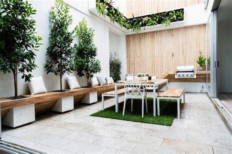 photo cuisine exterieure jardin cuisine de jardin confort et luxe extrême