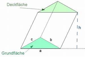 Seitenhalbierende Dreieck Berechnen Vektoren : prisma berechnen erkl rung im lernvideo ~ Themetempest.com Abrechnung