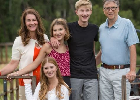 Rory John Gates Bio, Net Worth, Age, Height, Bill Gate Son ...