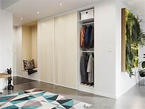 Comment Faire Un Placard Mural : placard de rangement sur mesure personnaliser en ligne ~ Dallasstarsshop.com Idées de Décoration