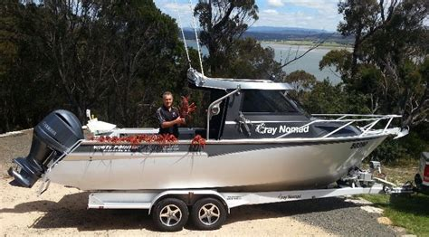 Used Homemade Aluminum Boats For Sale by 730 Sports Hardtop White Pointer Boats Custom Alloy
