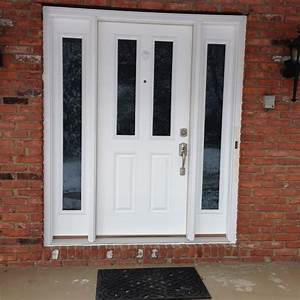 Scintillating Wood Doors With Rain Glass Images - Exterior