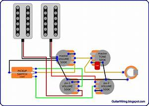 Electric Guitar Wire Diagram