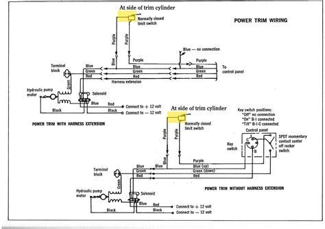 Mercury Mariner Forward Controls Wiring Question Page