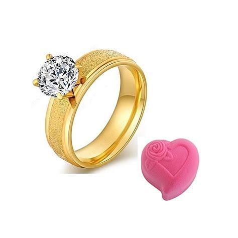 ring gold engagement ring ring jumia ng