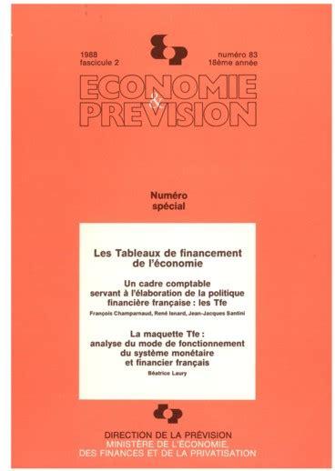 un cadre comptable servant 224 l 233 laboration de la politique financi 232 re fran 231 aise les tfe pers 233 e