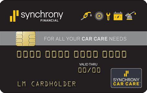 Synchrony Car Care Synchrony
