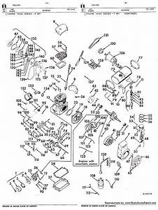 Cub Cadet Models 70 And 100 Parts Manual Tc