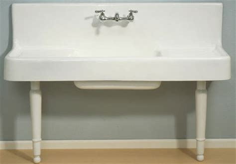vintage farmhouse drainboard sinks