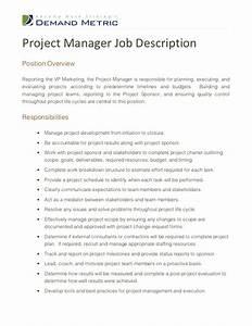 Marketing Coordinator Job Description Examples Marketing Coordinator Resume 12 Project Manager