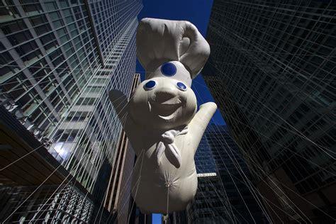 pillsbury doughboy inventor rudolph  perz dies time