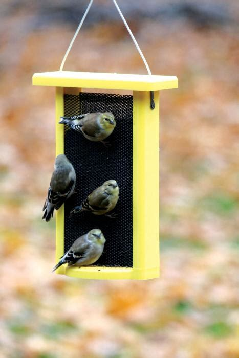 birds choice  qt yellow recycled magnet mesh finch