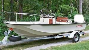 1994 Boston Whaler 17 Montauk Power Boat For Sale Www