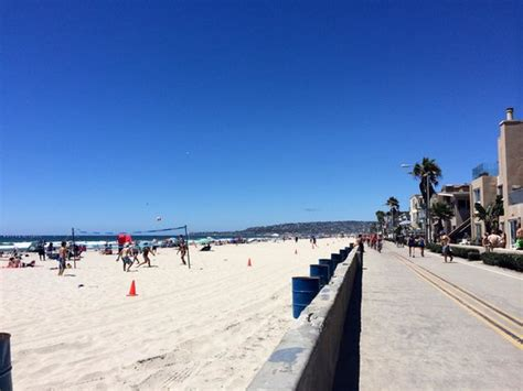 Mission Beach Boardwalk San Diego All You Need