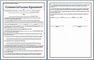 a contract between a tenant and a landlord for the rental With lease agreement for office space template