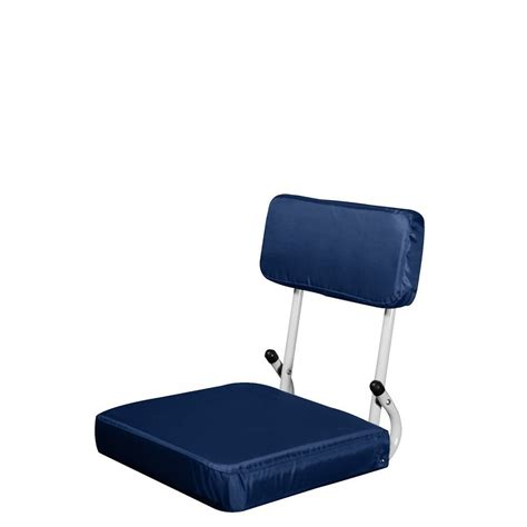 Padded Stadium Chairs For Bleachers padded stadium chair cushion bleacher seat folding
