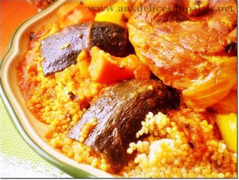 cuisine tunisien recette du couscous tunisien aux delices du palais recetas para cocinar