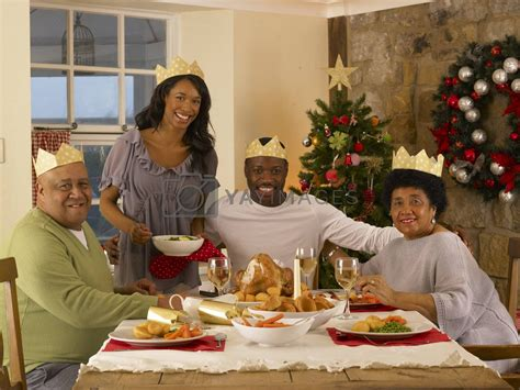 Best american christmas dinner from thanksgiving the traditional dinner menu and where to. American Christmas Dinner / Vivien 2015 Helps Pull Off All ...