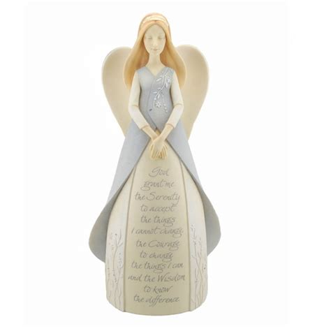 serenity angel figurine foundations 4029280 flossie 39 s gifts and collectibles