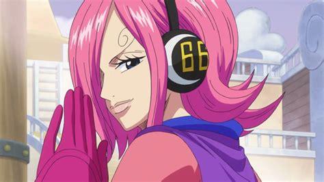 reiju  piece anime episode  neue welt piraten