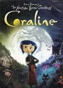 Coraline | Music, Movies, Books | Pinterest