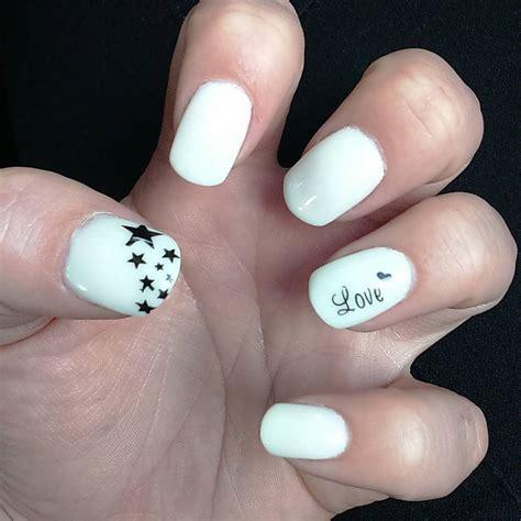 white nail designs 27 white color summer nail designs ideas design trends