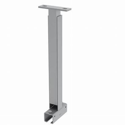 Bracket Adjustable Soffit Sliding Kks Mm Conveyor