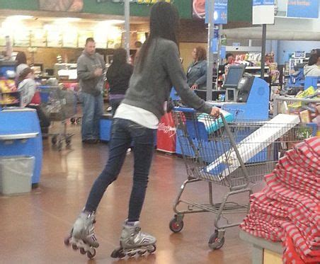 Don T Rock The Boat Walmart by Rollerblading At Walmart Walmart Walmart And