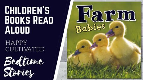 farm animals book for farm animals for preschoolers 442 | maxresdefault