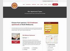 Web Design Case Study RNR Serviced Apartments Digital Next