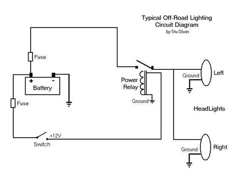 road lights wiring questions jeepforumcom