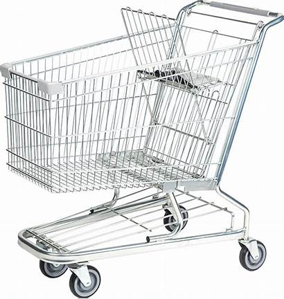 Shopping Carts Wire Cart Transparent
