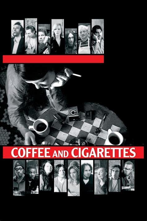 coffee  cigarettes