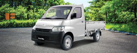 Review Daihatsu Gran Max Pu by Spesifikasi Dan Harga Daihatsu Gran Max Pu