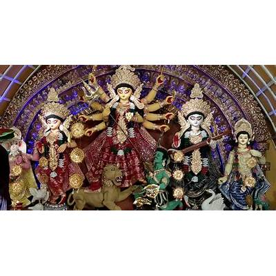 Durga Puja 2017 Time TableLatest GiftHD ImageMessageWishes