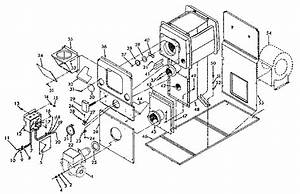 Combustion Chamber Diagram  U0026 Parts List For Model Fbl5784d