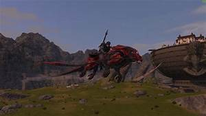 Final Fantasy XIV Stormblood Battle Panther Dark