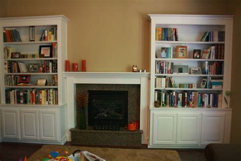 top   built  bookshelves kits
