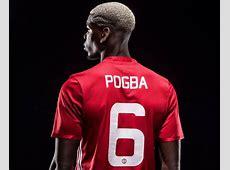Paul Pogba Manchester United 6 … Pinteres…
