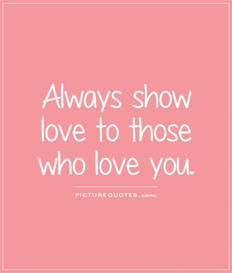 Show Off Love Quotes